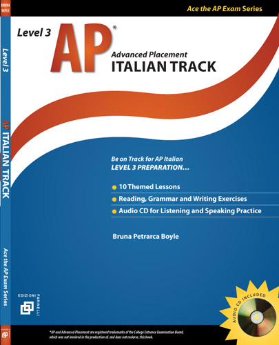 AP Italian Track - Level 3 w/audio CD