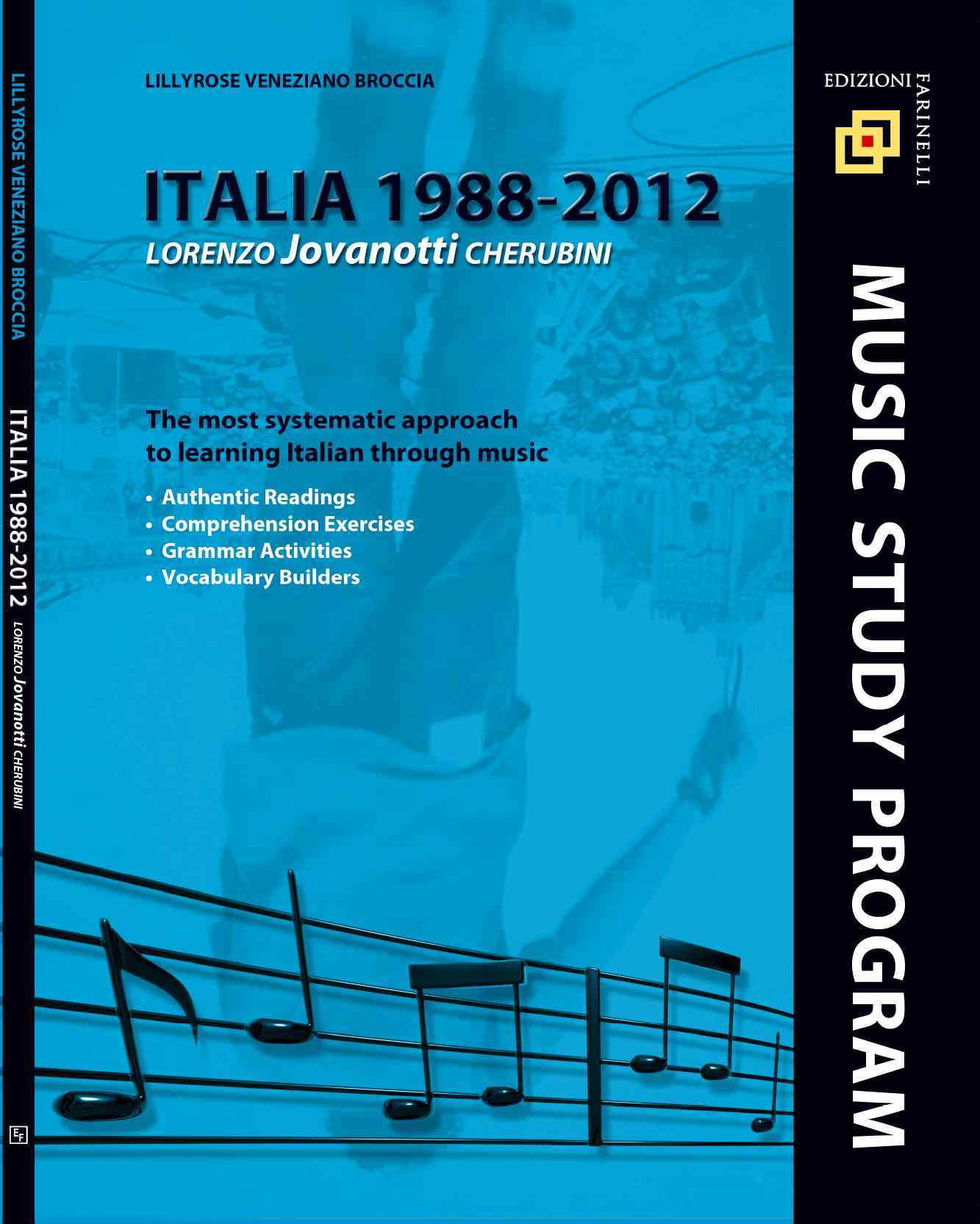EF Music Study: Italia 1988-2012 w/CD
