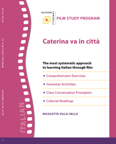 EF Film Study Program: Caterina va in città